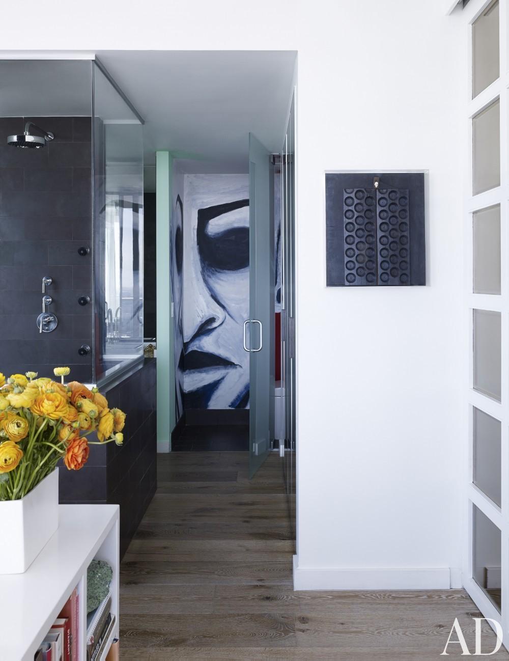 Bathroom and Chad Oppenheim in Miami, FL