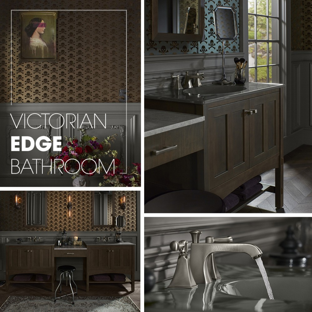 Mood Boards About Traditional Bathrooms | Kohler
