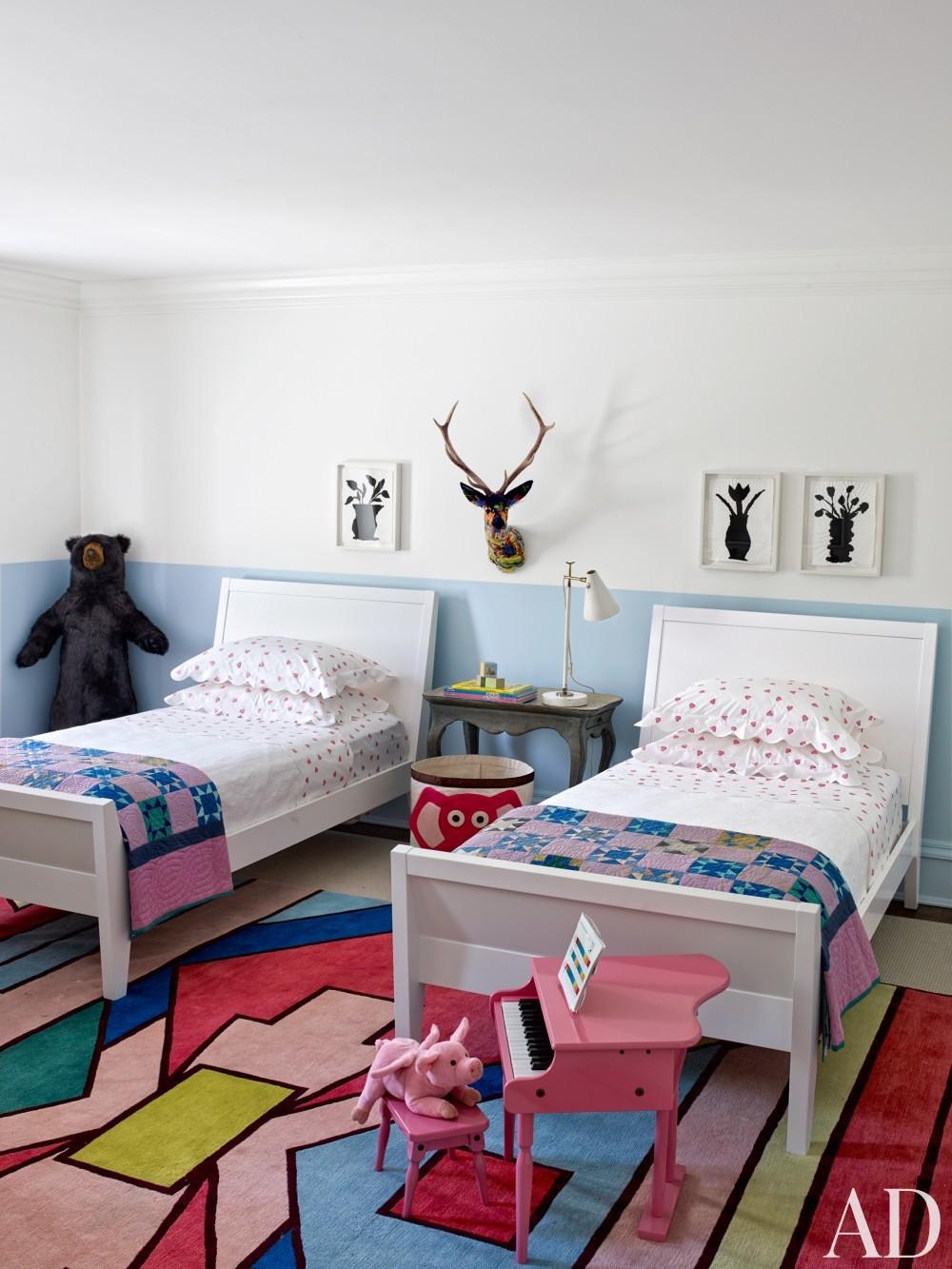 Children\'s Room by Mark Cunningham in Northwestern Connecticut