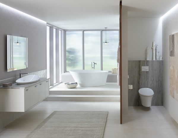 The Warm Side Of Minimalism Kohler Ideas