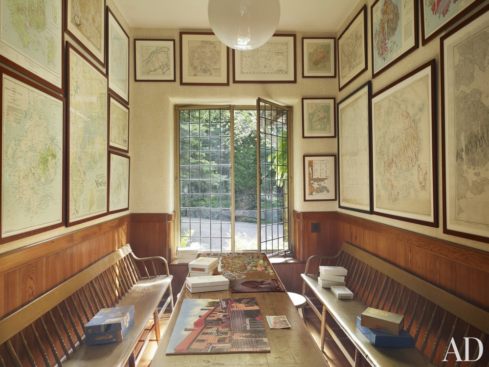 Traditional Bathroom by Martha Stewart and Duncan Candler in Mount Desert Island, ME