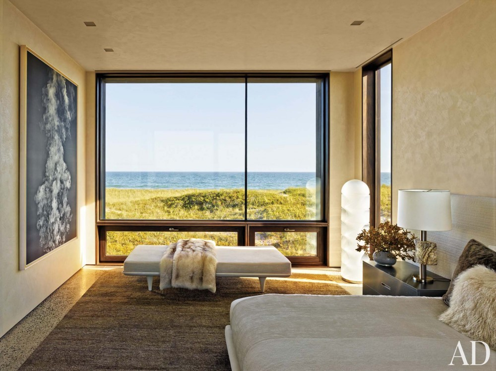 Contemporary Bedroom by Christoff:Finio Architecture in The Hamptons, NY