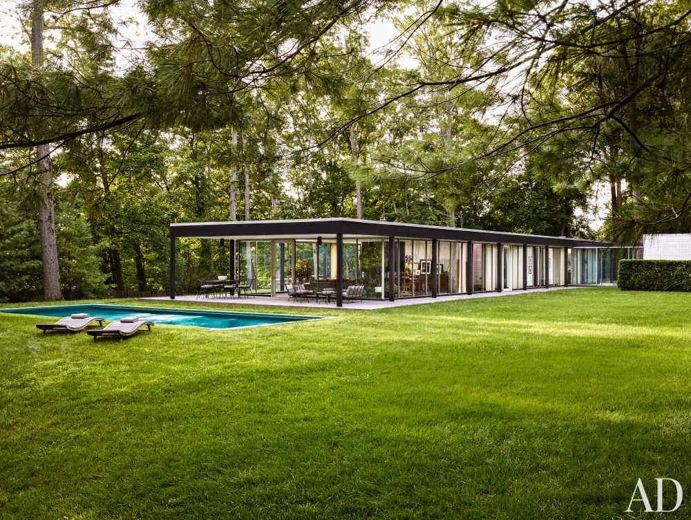 Exterior by Brad Dunning in Briarcliff Manor, NY