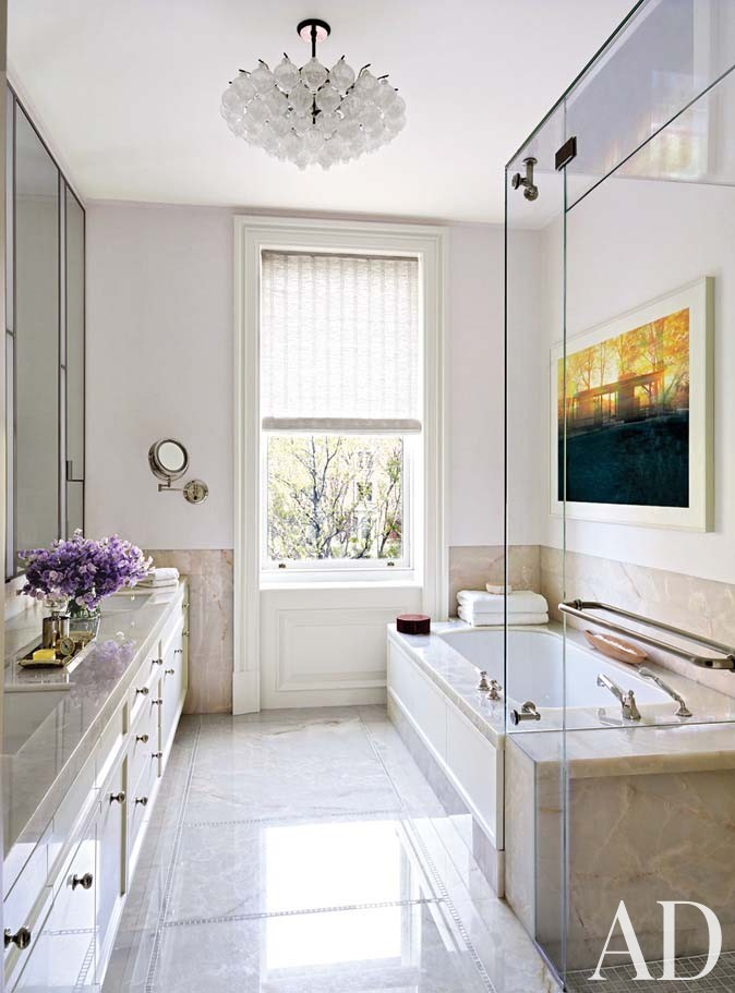modern bathroom by amp fox by architectural digest 47446