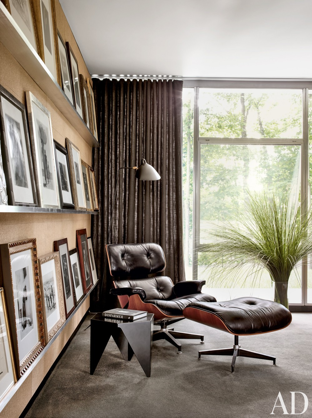 Office/Library by Brad Dunning in Briarcliff Manor, NY