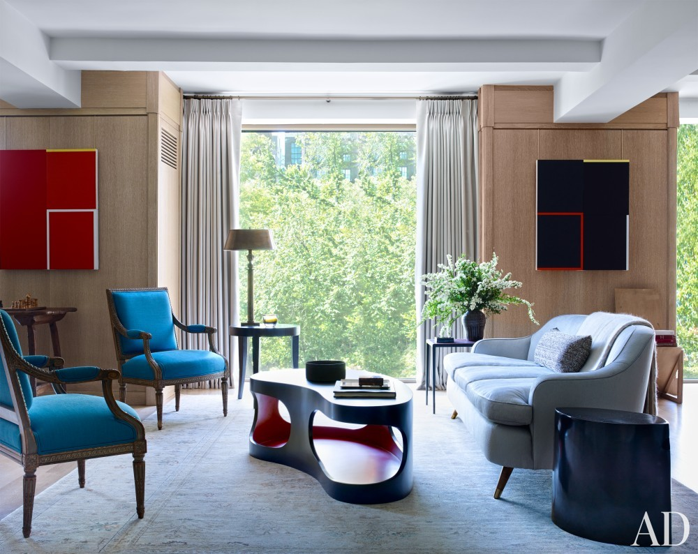 Living Room by Neal Beckstedt in New York, NY