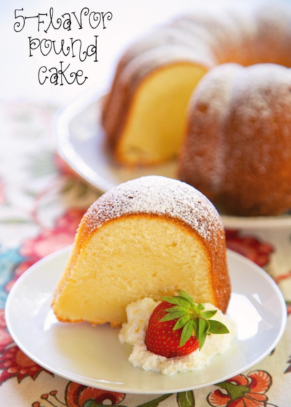 How To Freeze Pound Cake Slices