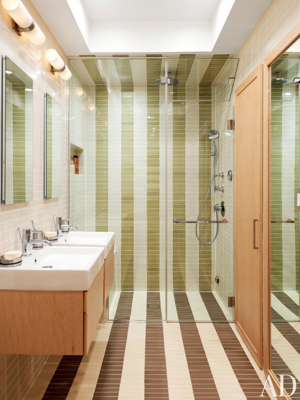 Bathroom by Alexandra Angle in New York, NY