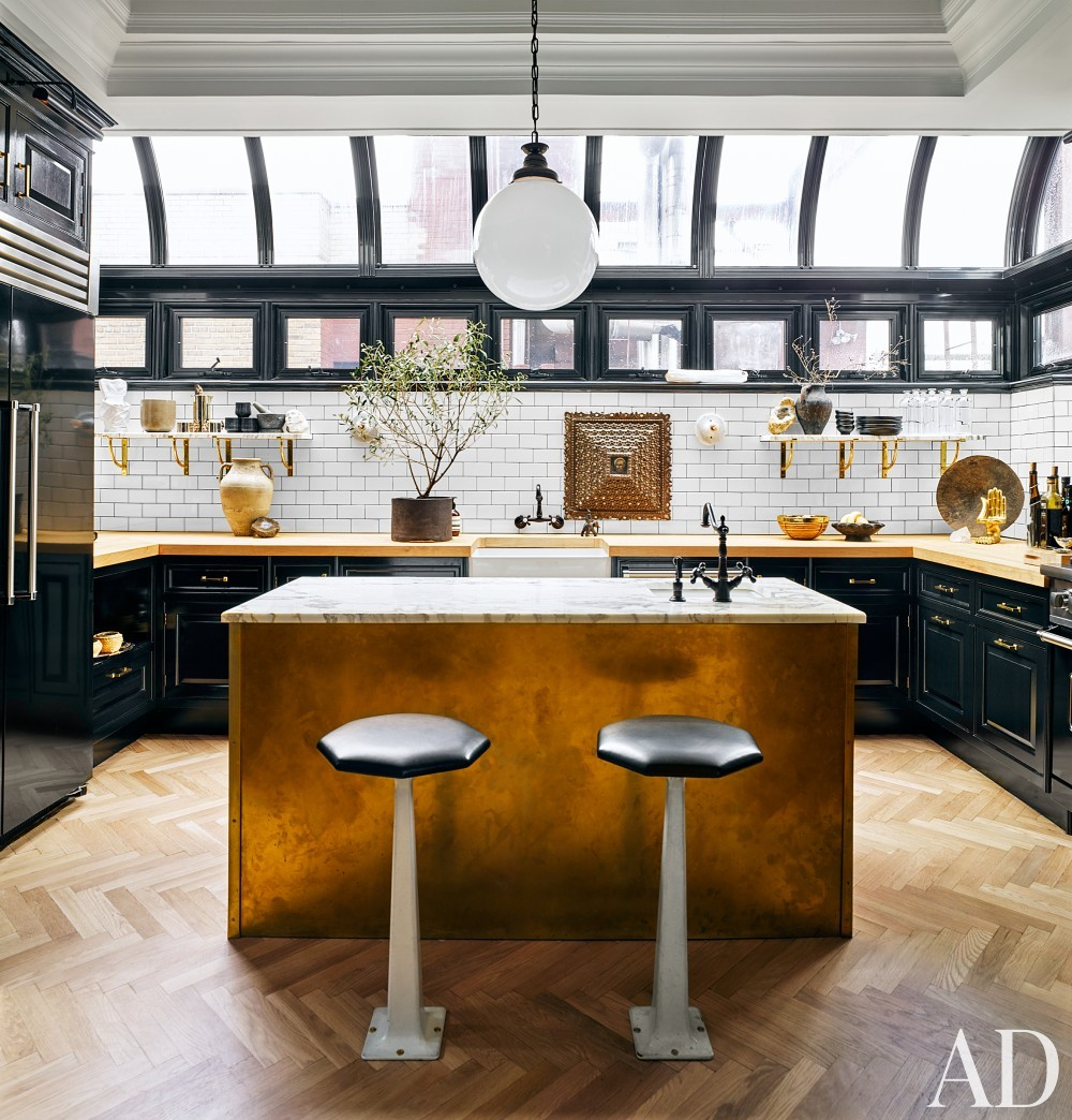 Kitchen by nate berkus and jeremiah brent by architectural Nate berkus kitchen design