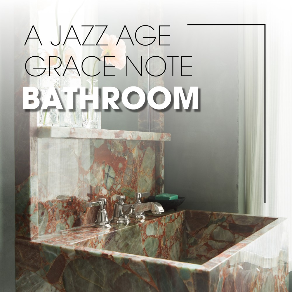 A Jazz Age Grace Note Kohler Ideas
