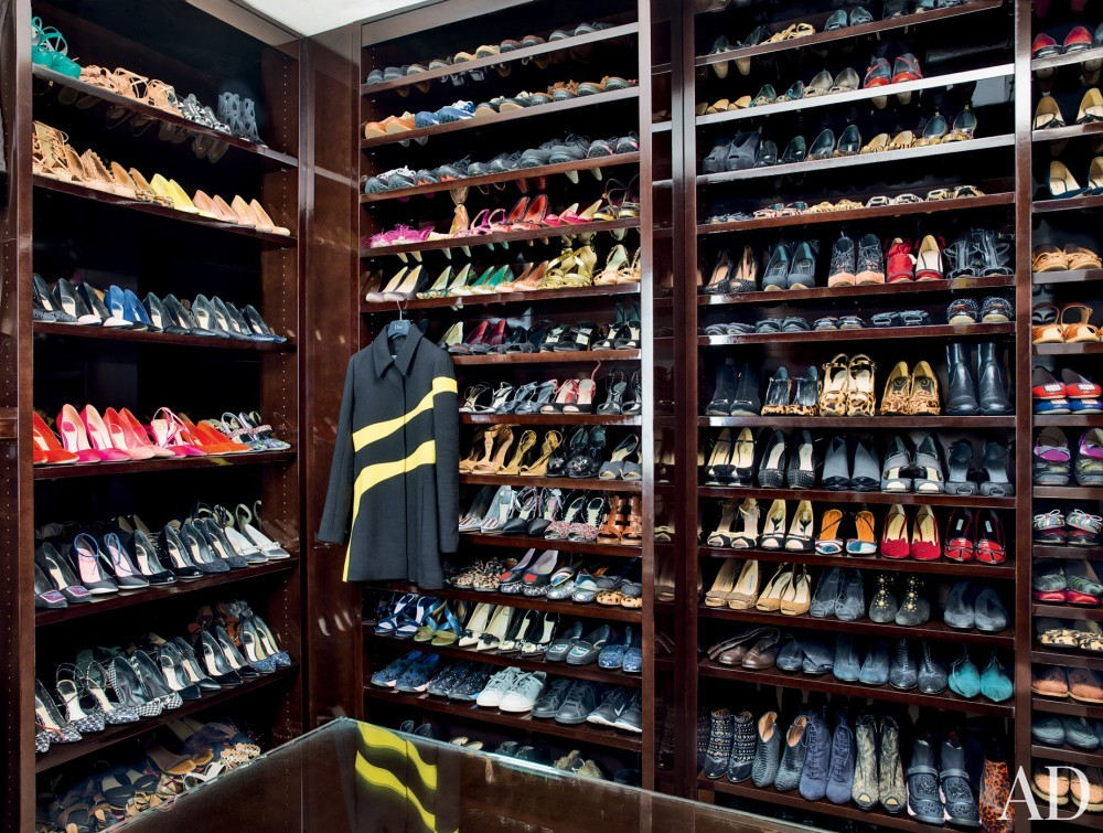 Dressing Room/Closet in Paris, France