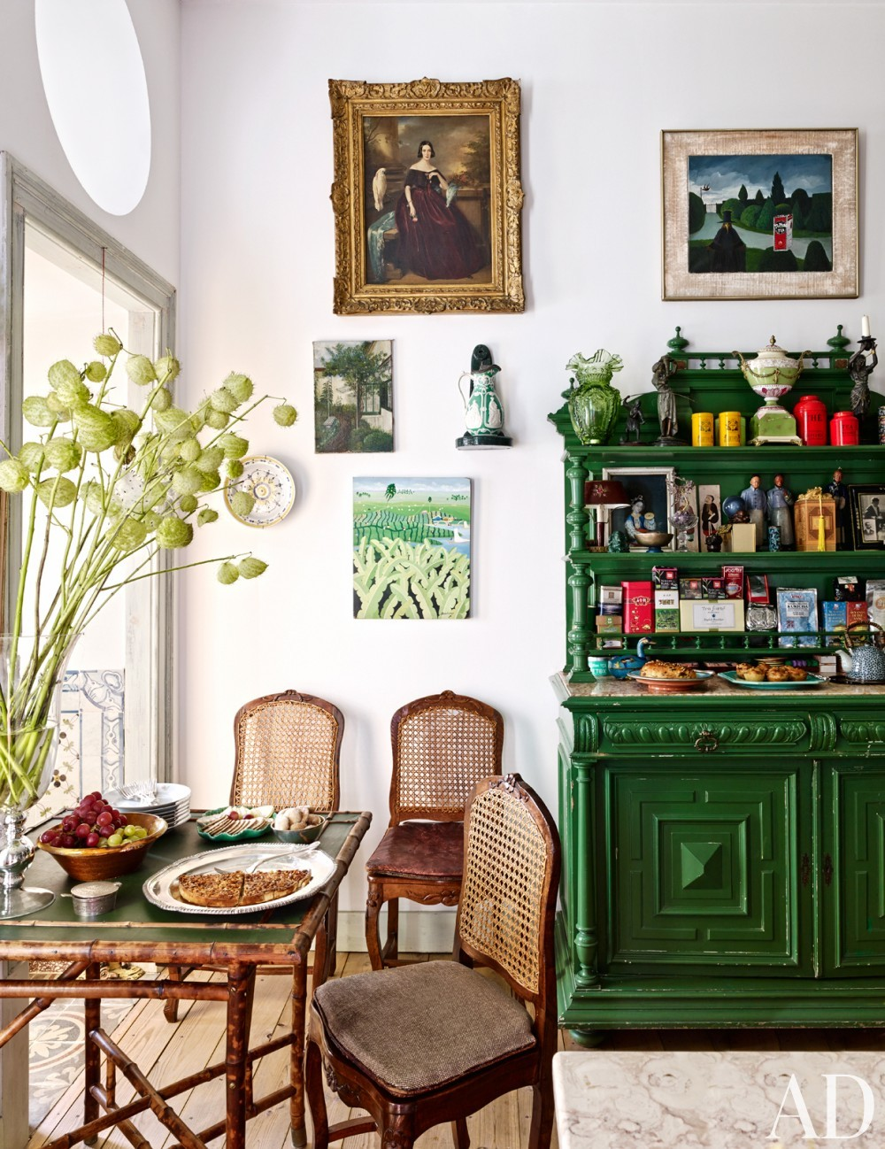 Traditional Kitchen by Pedro Espírito Santo in Lisbon, Portugal