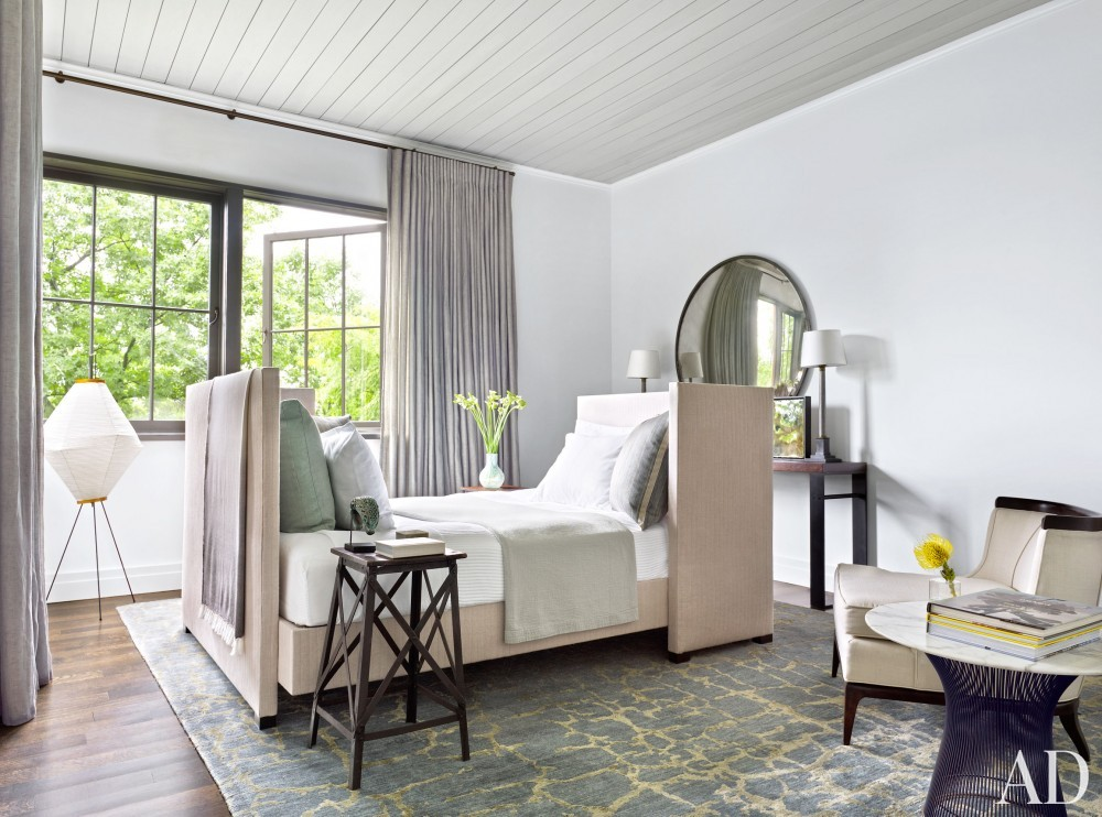 Modern Bedroom by Ray Booth in Nashville, TN