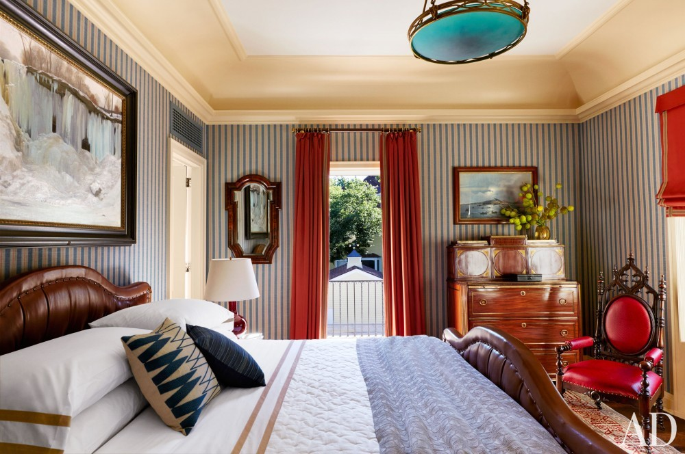 Traditional Bedroom by Michael S. Smith Inc. and Kees & Bowstead in Minneapolis, MN