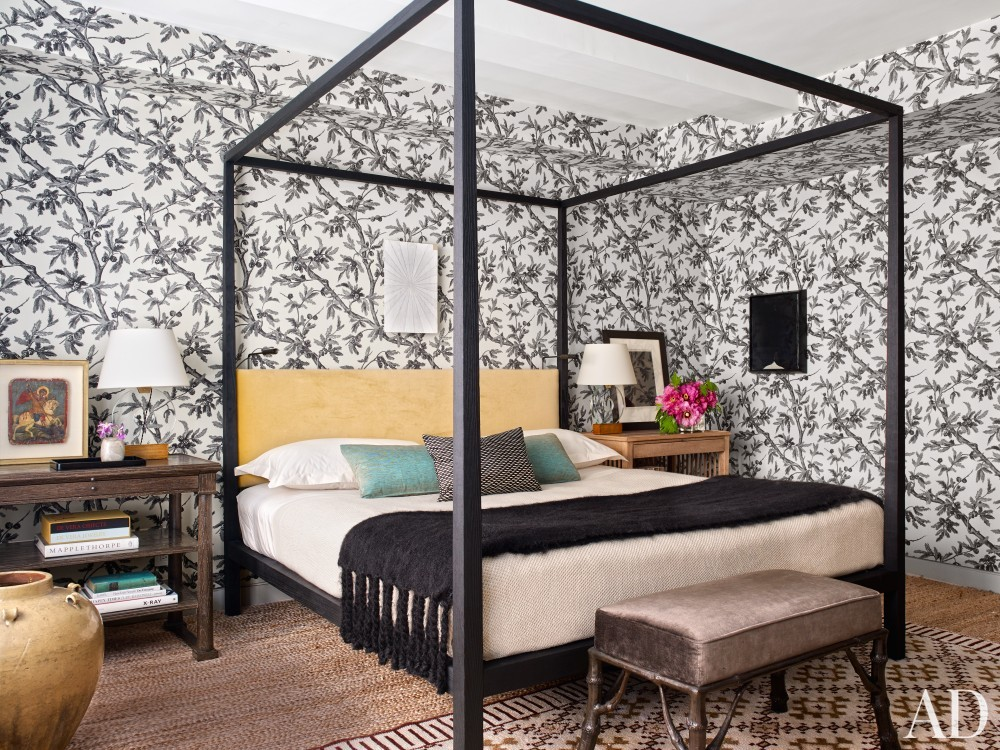 Bedroom by Neal Beckstedt in New York, NY