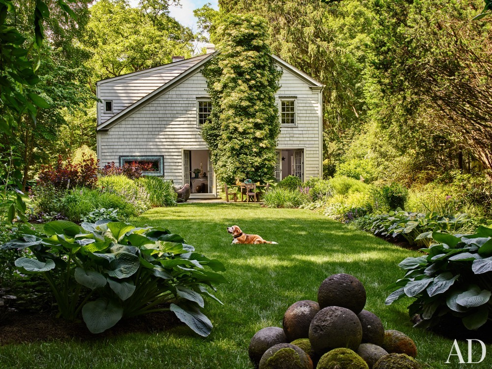Garden and Janson Goldstein in Bedford, NY
