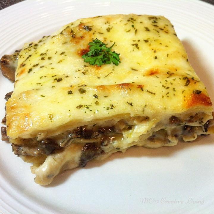 Mushroom Lasagna by Mario Laliberte | Epicurious Community ...