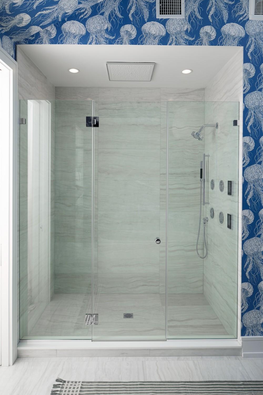 tranquil submersion master bathroom  kohler ideas