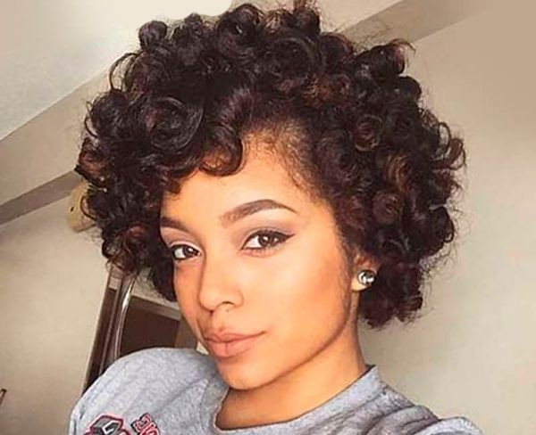 Natural hairstyles for African American women and girls by Ivan ...