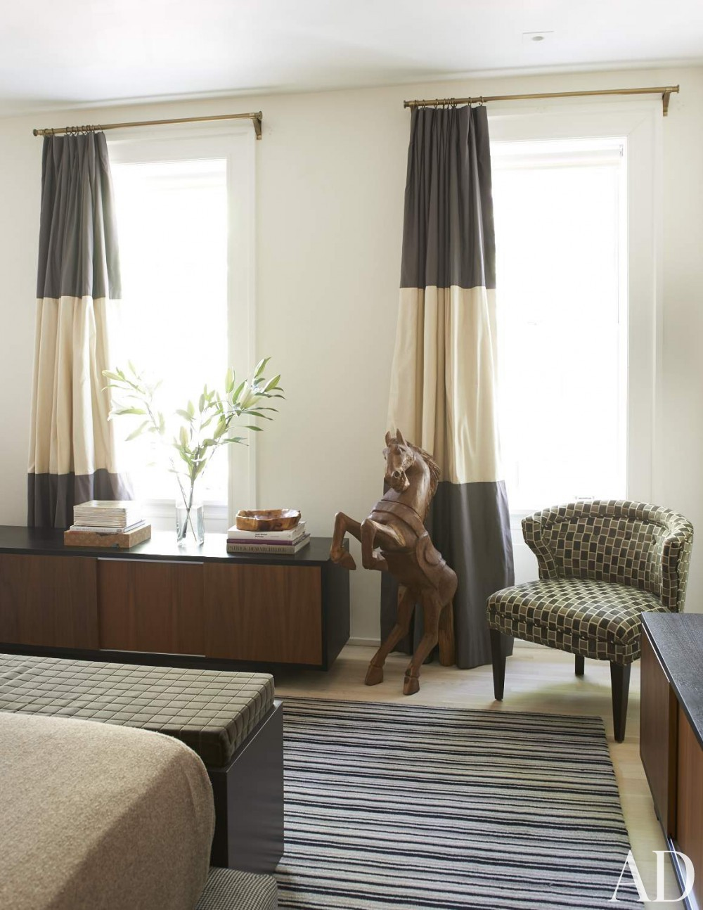 Bedroom by Alexandra Angle in New York, NY