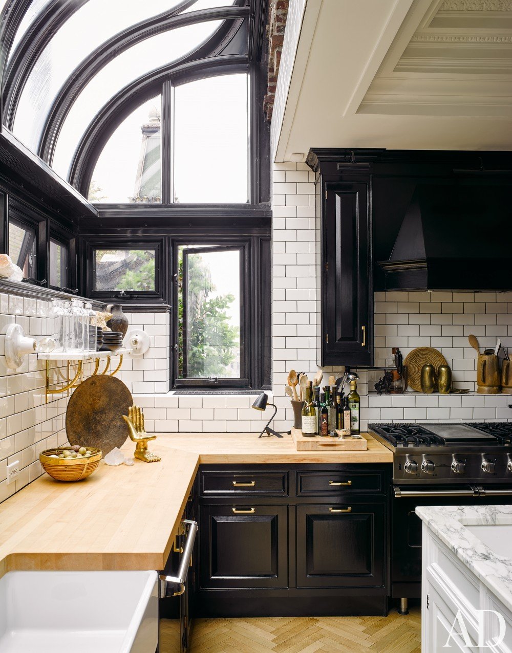 Kitchen by Nate Berkus and Jeremiah Brent in New York, NY