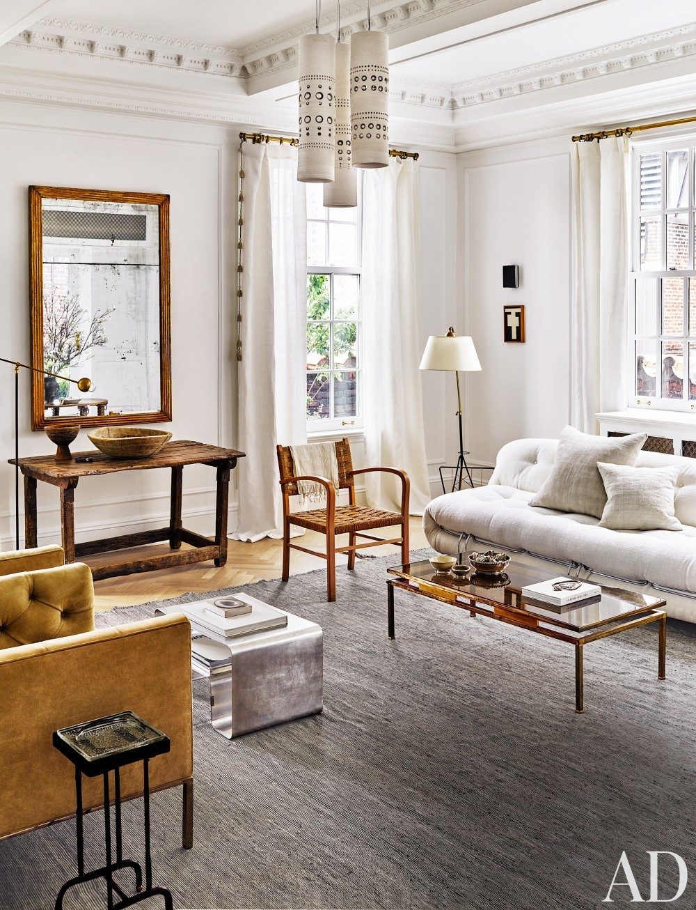 Living Room by Nate Berkus and Jeremiah Brent in New York, NY