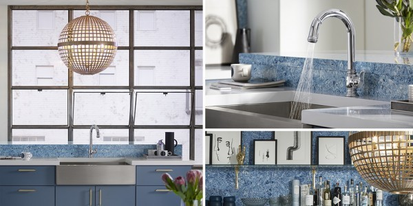 Your Recipe For Mixed Metals In The Kitchen Kohler Ideas