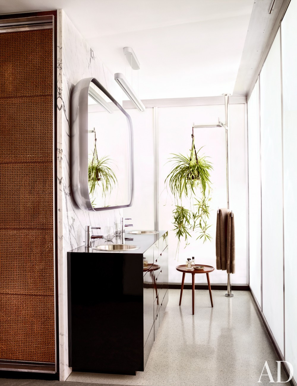 Bathroom by Brad Dunning in Briarcliff Manor, NY