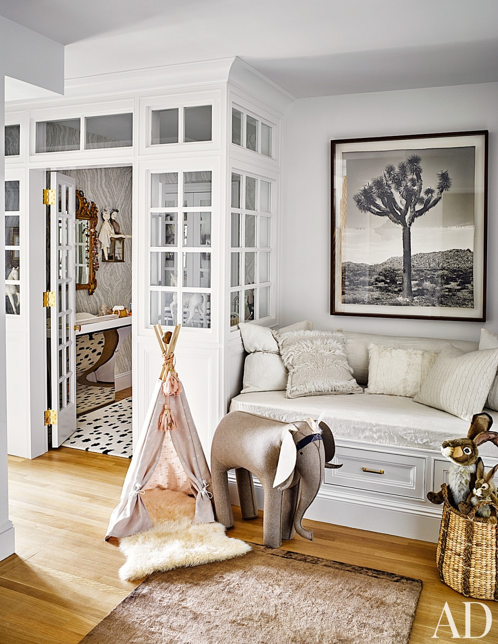 Children\'s Room by Nate Berkus and Jeremiah Brent in New York, NY