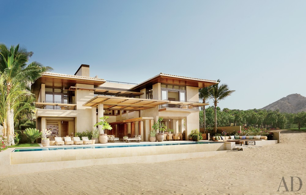 Beach Exterior by Terry Hunziker Inc. and Olson Kundig Architects in Los Cabos, Mexico