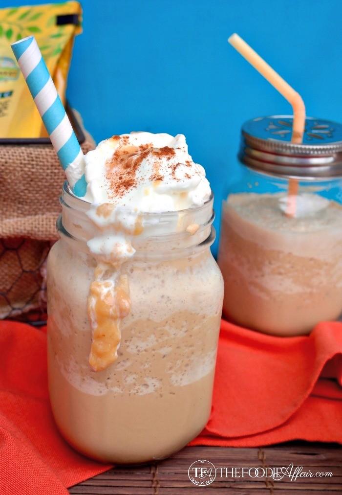 Dulce de Leche Coffee Frappe by The Foodie Affair | Epicurious ...