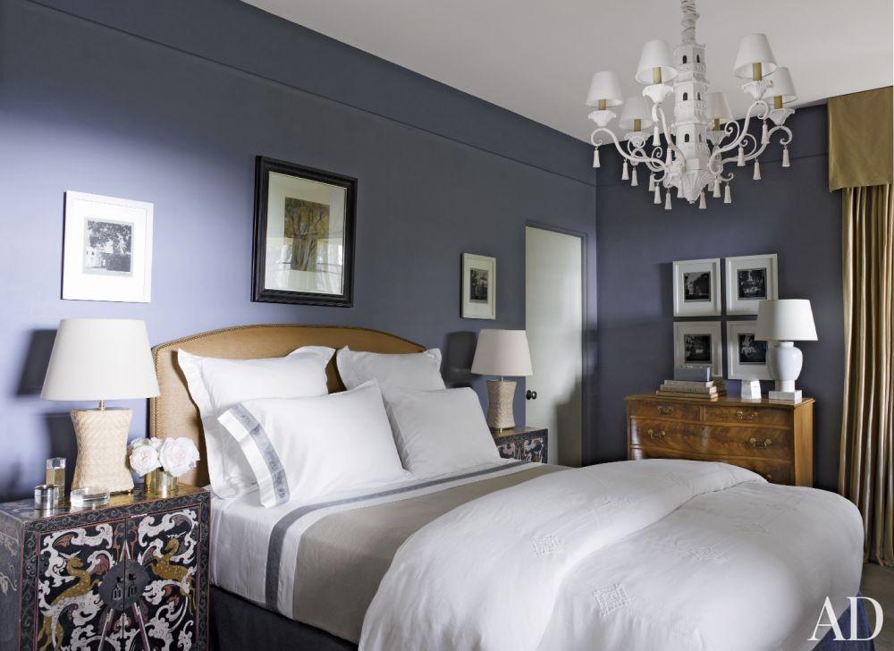 Modern Bedroom by Joseph H. Cassone