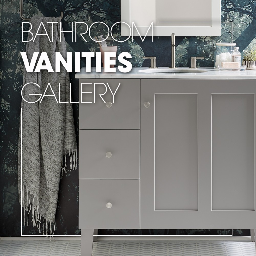 Bathroom Vanities Gallery