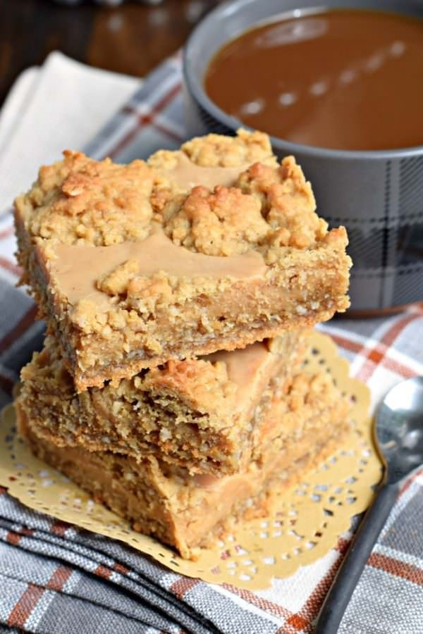 Peanut Butter Revel Bars By Shugary Sweets Epicurious Community Table