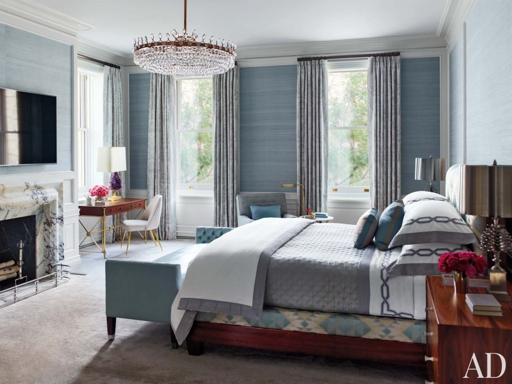 Traditional Bedroom by Steven Gambrel in New York, NY