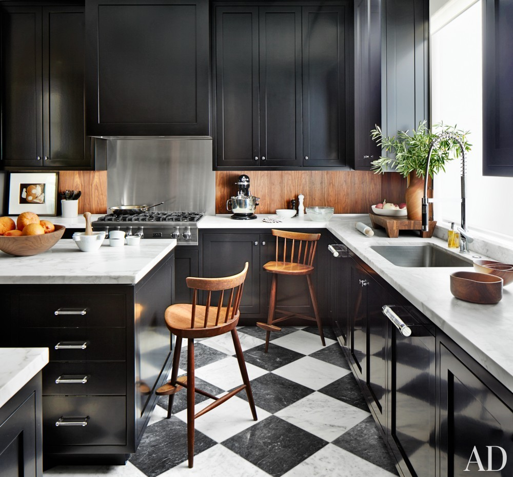 Kitchen By Dan Fink By Architectural Digest Ad Designfile Home Decorating Photos