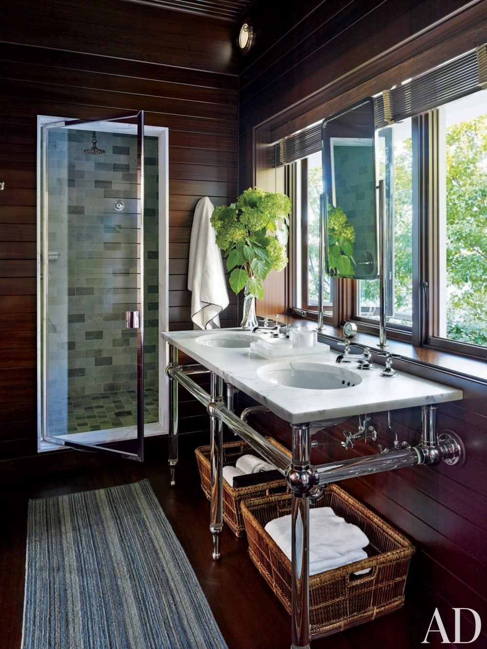 Contemporary Bathroom By Michael S Smith Inc By
