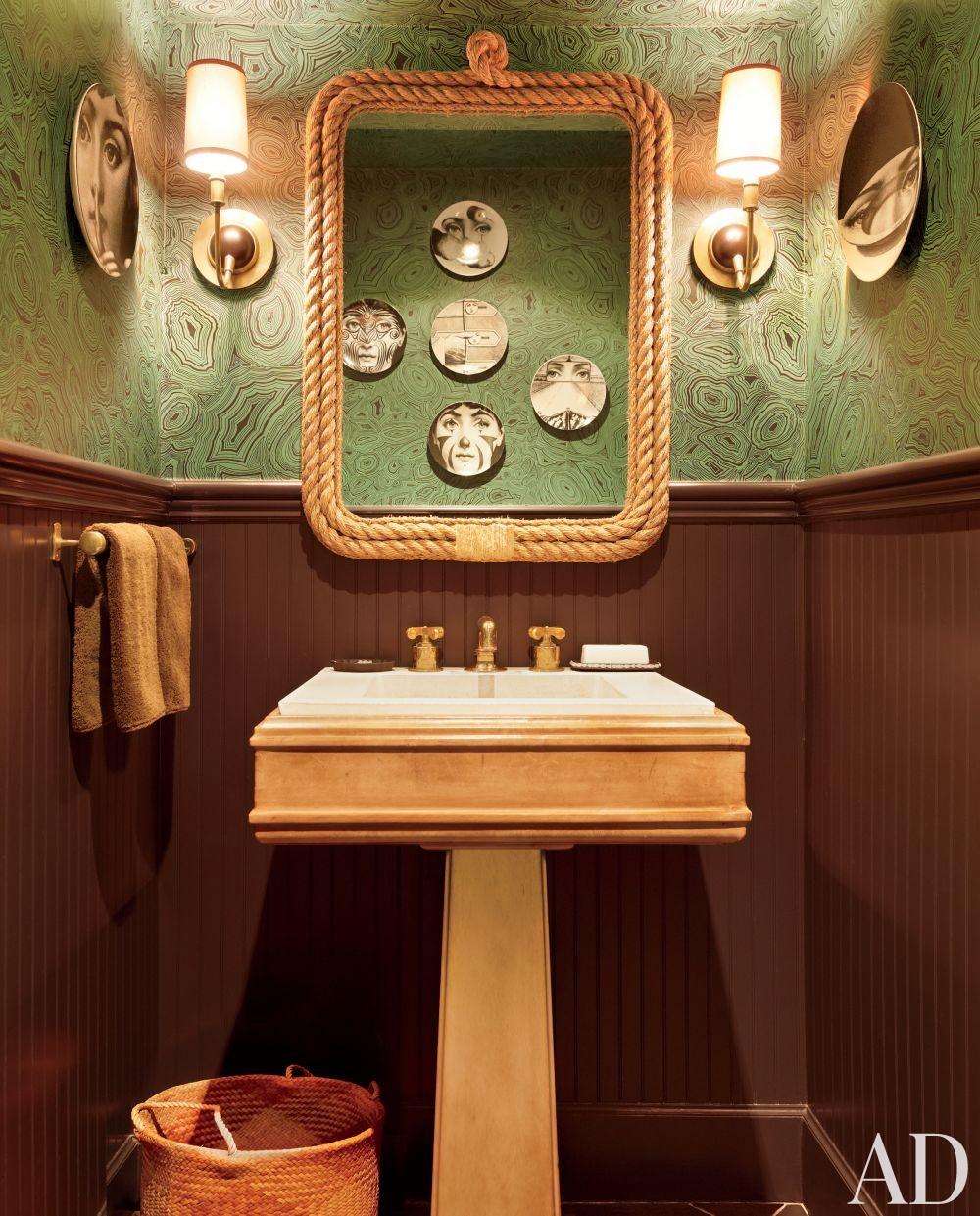 Contemporary Bathroom by Nate Berkus in New York, New York
