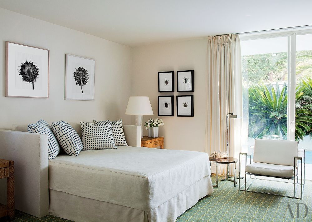 Contemporary Bedroom By Daniel Romualdez By Architectural