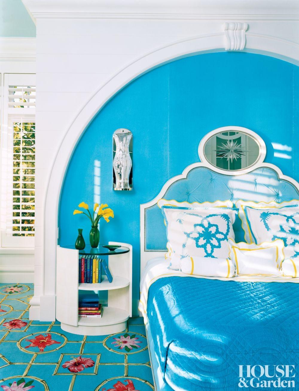 Contemporary Bedroom By Diamond Baratta Design By