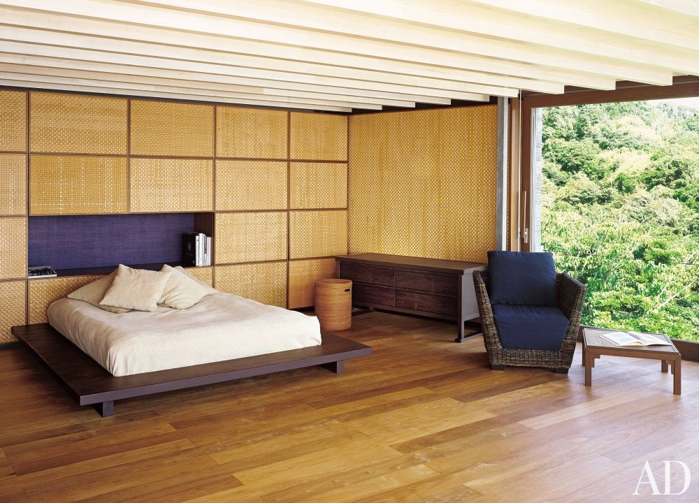 Contemporary Bedroom by Jun Aoki & Associates and Jun Aoki & Associates in Japan