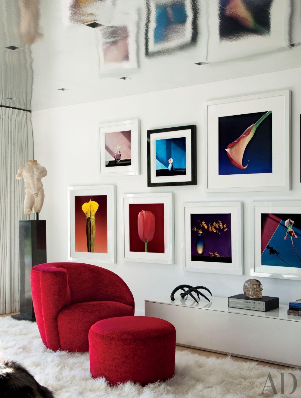 Contemporary Bedroom by Martyn Lawrence Bullard Design in Los  Angeles, California
