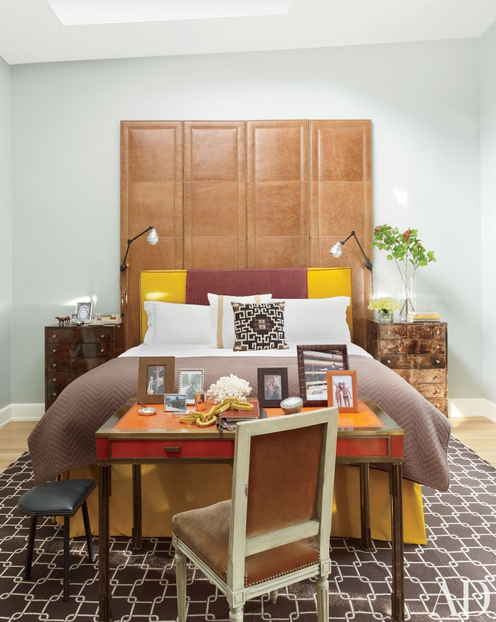 contemporary bedroom by nate berkus in new york new york
