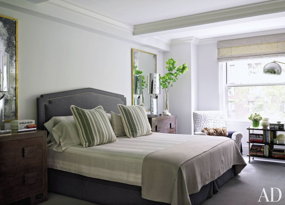 Contemporary Bedroom in New York, New York