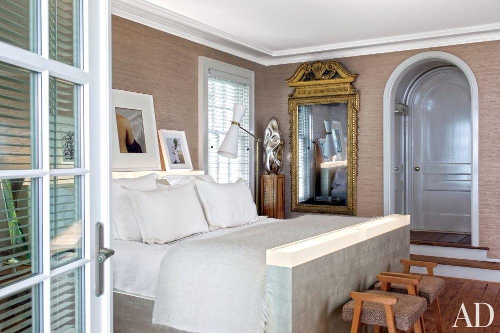 Contemporary Bedroom by Piccione Architecture & Design and Piccione Architecture & Design in Shelter Island, New York