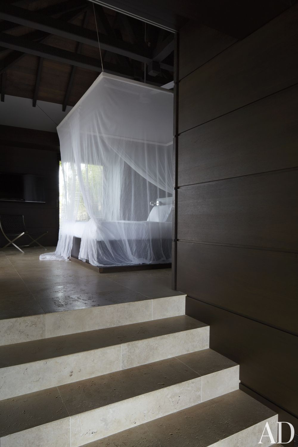 Contemporary Bedroom and Wolfgang Ludes and Johannes Zingerle in St. Barts