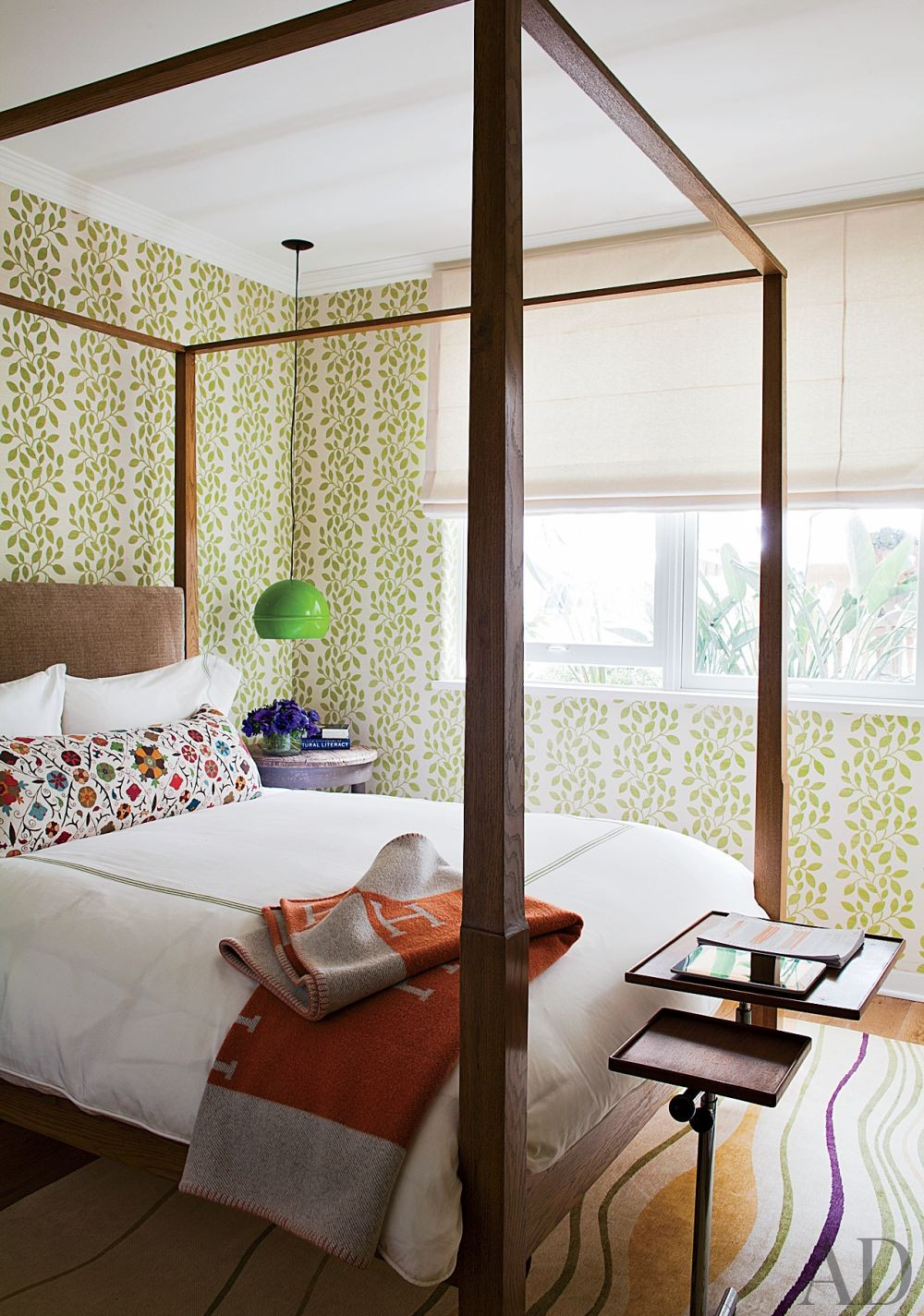 Contemporary Bedroom by Trip Haenisch & Associates in Bel Air, California