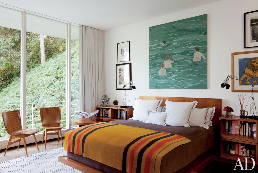 Contemporary Bedroom by Waldo\'s Designs in Los Angeles, California