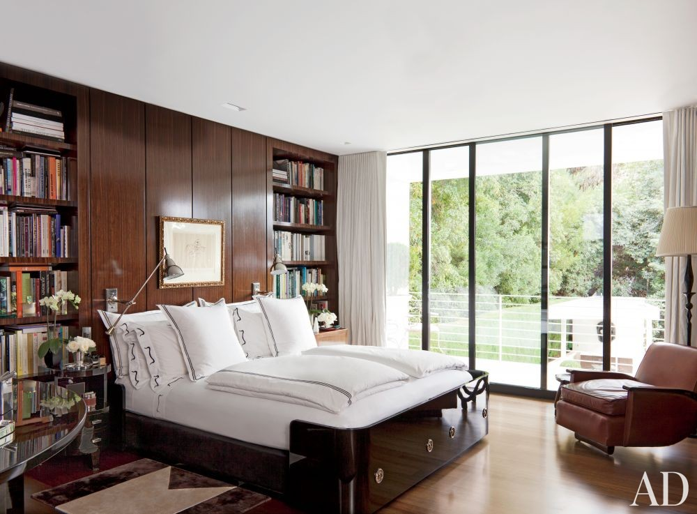 Contemporary Bedroom by Waldo\'s Designs in Los Angeles, California
