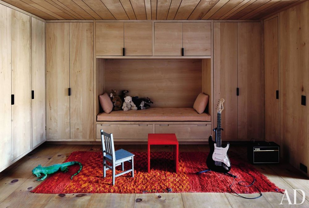 Contemporary Children\'s Room by Descience Laboratories Inc. and Sachs Lindores in New York, New York